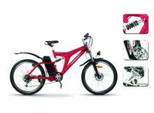 Alloy frame 250W mountain electric bike for adult