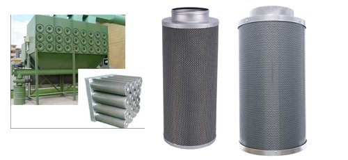hydroponic carbon filter