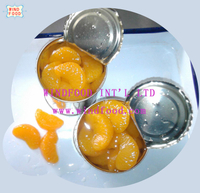 canned mandarin orange