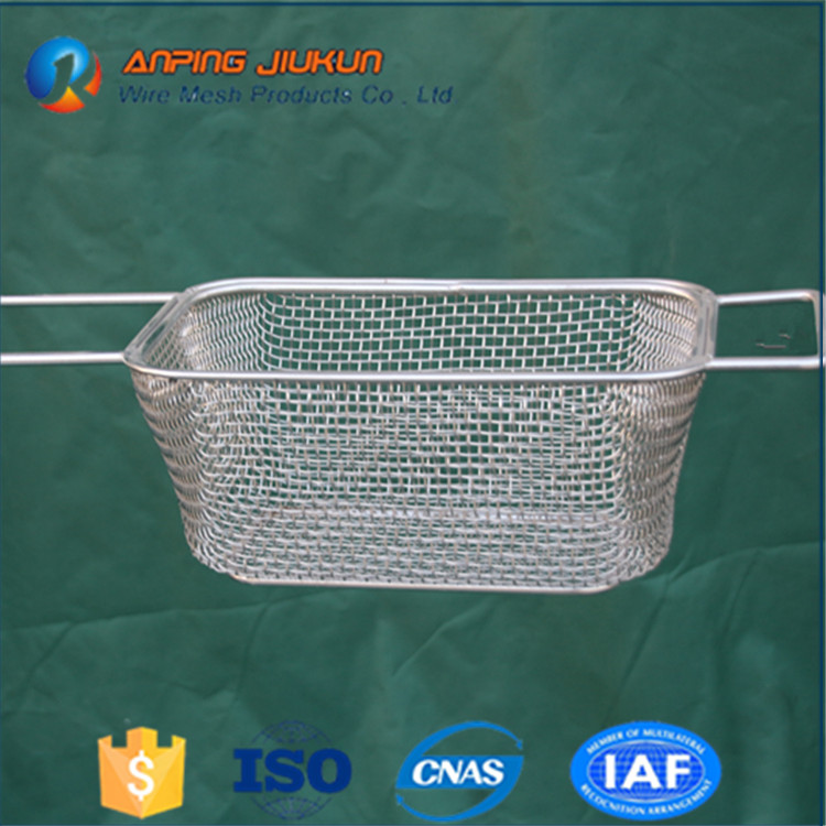 Stainless steel Wire mesh food wire mesh basket factory - Buy ...
