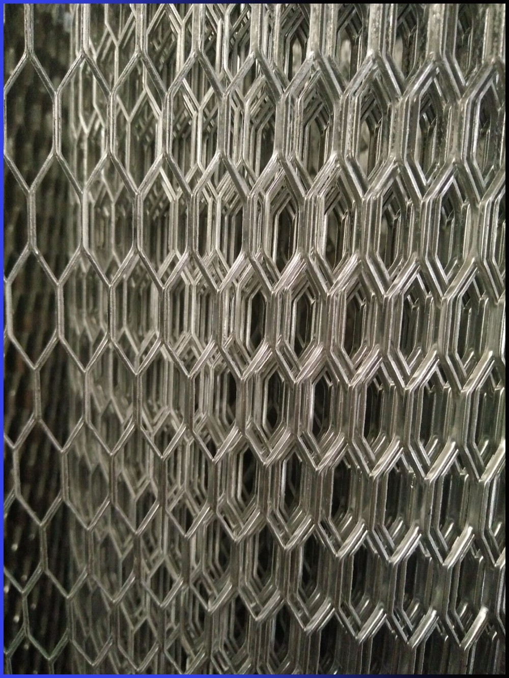 decorative aluminum expanded metal mesh panel price