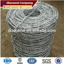 barbed wire making/barbed wire fencing prices/barbed wire weight per meter/barbed wire length per roll