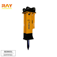 Hydraulic Breaker for Excavator Attachments