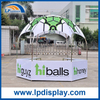 Easy Installation 3m Hexagonal Dome Trade Show Booth