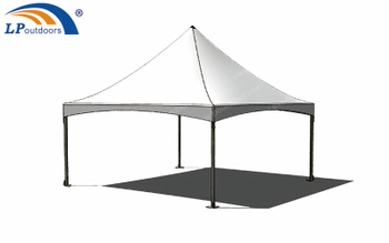Specification Of 3-6m Single Top Frame Tent