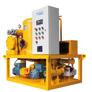 DYJC-3000 Online Coalescing and Vacuum Turbine Oil Purifier