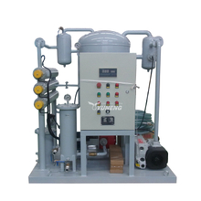 High Efficiency Vacuum Transformer Oil Filtration Treatment Equipment