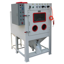 Automatic Tumble Blaster for Sale, Tumble Basket Blaster for Batch Production