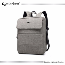 Fashion japanese new ergonomic waterproof high quality men laptop backpack logo for business