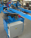 Kammprofile and corrugated Metal Gasket Machine