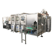 1200BPH 5 Gallon 20Liter Bottle Water Filling Packing Machine (QGF-1200)