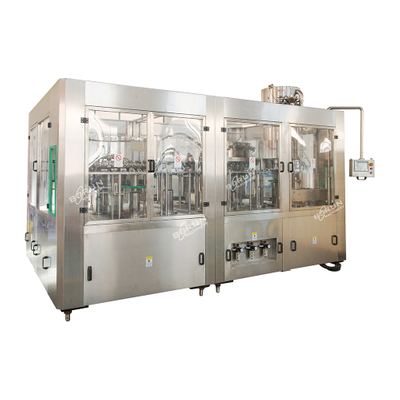 18000BPH CGF40-40-12 Plastic Bottled Water Filling Bottling Machine From China Manufacturer