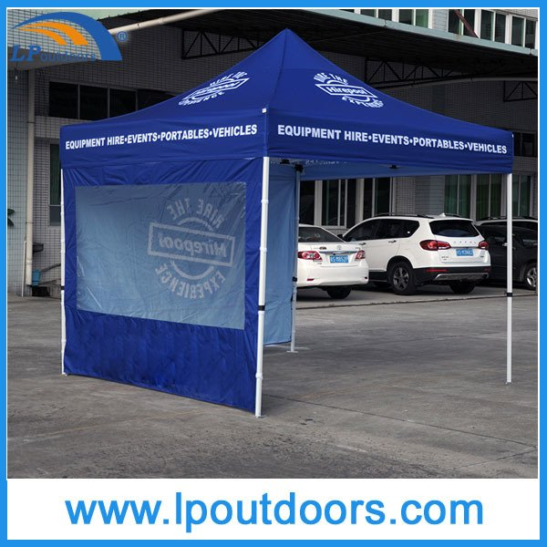 10X10' Hexagon Steel Frame Outdoor Ez up Canopy Folding Gazebo