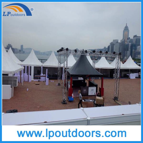 Outdoors Luxury Aluminum Wedding Marquee Tent