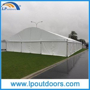 15m Clear Span Outdoor Aluminum Arch Wedding Marquee Tent