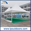 20X40′ Double Peak Outdoor Gazebo Tent with Clear Wall