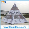 Dia 8m Outdoor Advertising Tent Star Shade Tent