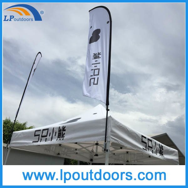 10X10′ Outdoor Aluminum Advertising Canopy For Promotions