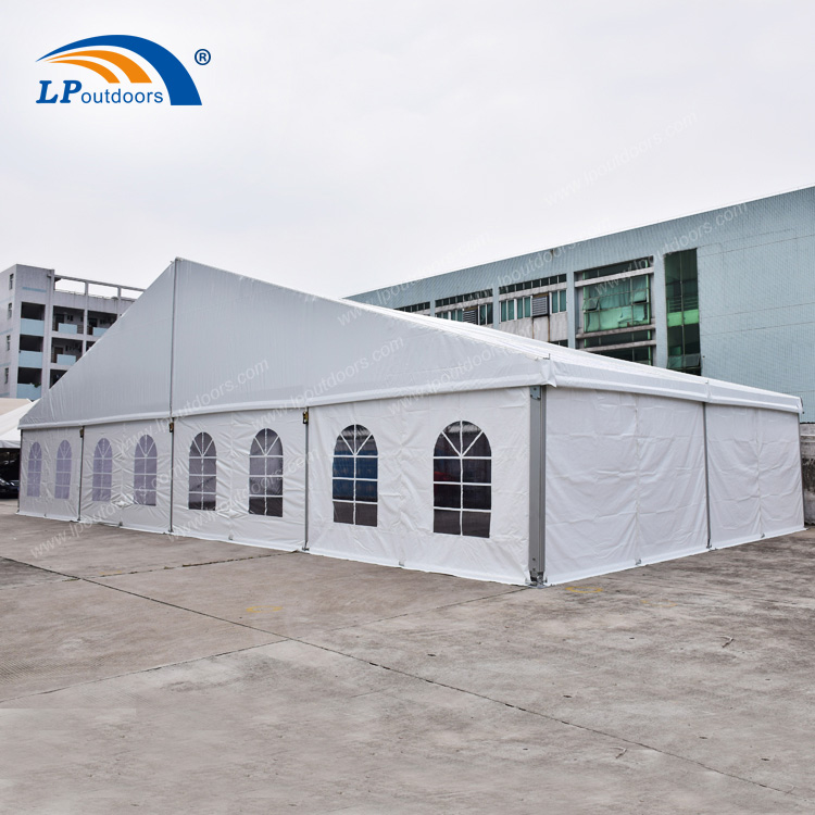 High Quality 20m Party Tent With Transparent Window For Outdoor Event