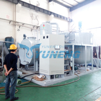 Environmental Waste Oil Refinery Machinery Change Color