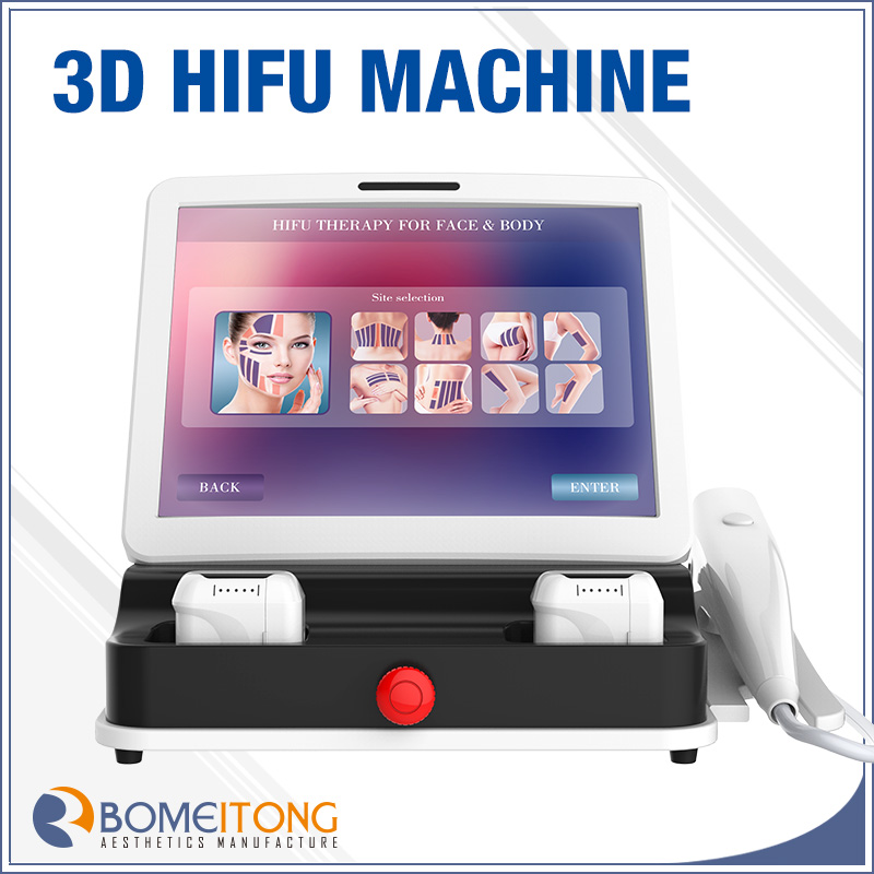 Professional Hifu Facelift Machine Cost