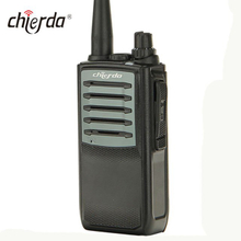 CD-K10 Super Linterna 5W Potente VHF UHF Walkie Talkie