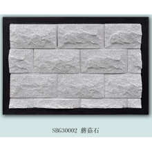 Multicolor wall mushroom stone tile ledgestone panel natural culture stone