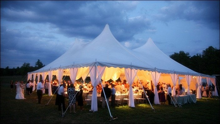 2015 New Style Wedding Marquee High Peak Pole Tent