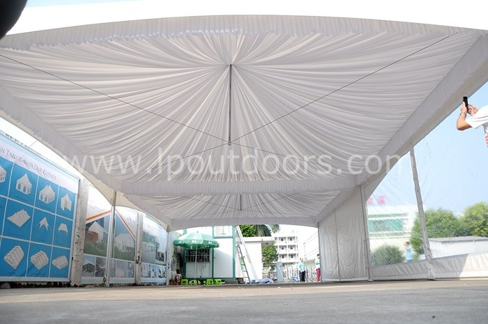 20X40 Small Weddings and Parties Marquee 6X12m Ceremony Event Tent