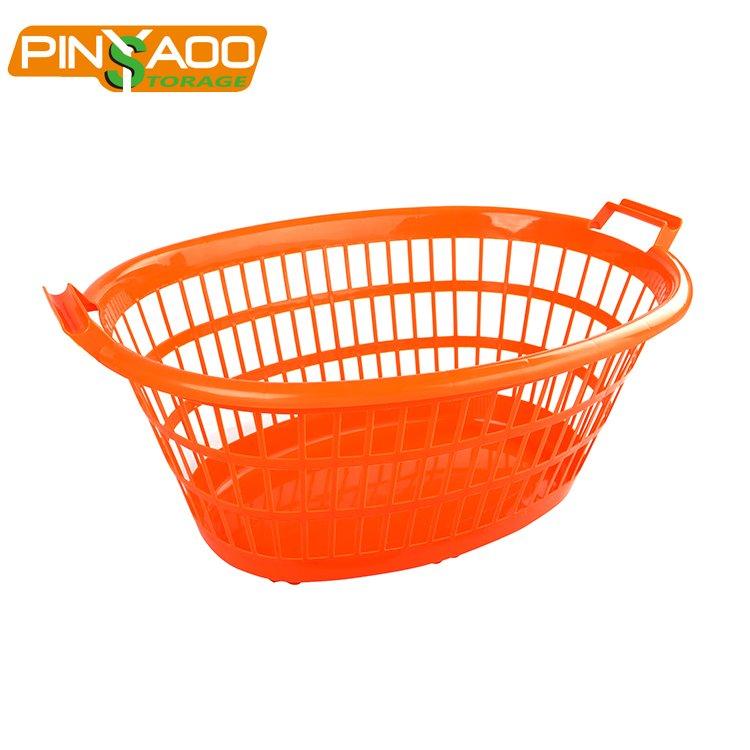 79d59b3cbd3 Wholesale Eco-friendly Portable Stackable PP Plastic Laundry Basket ...