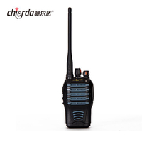CD-528 Chierda UHF Talkie Walkie for Bangladesh Professional Walkie Talkie