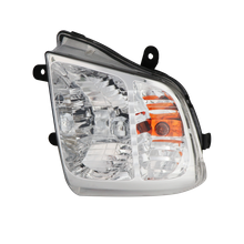 HIGH QUALITY HEAD LAMP FOR ISUZU DMAX 2002