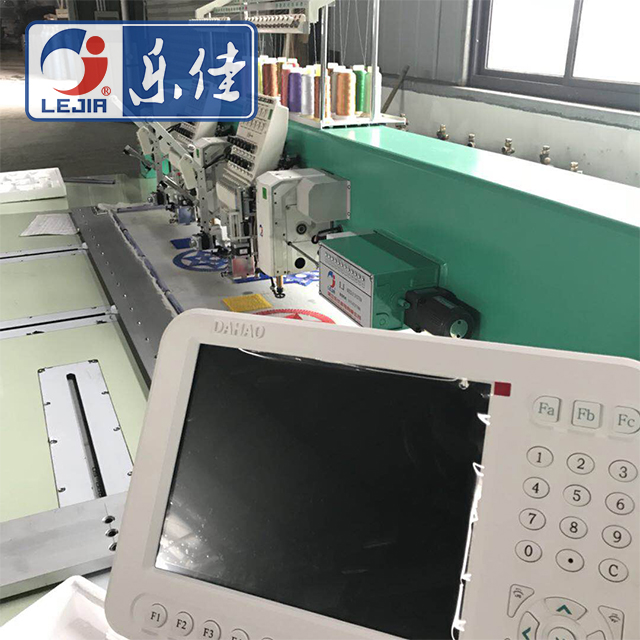 73c53c10c77 Lejia 15 Color Computerized Embroidery Machine- Buy embroidery ...