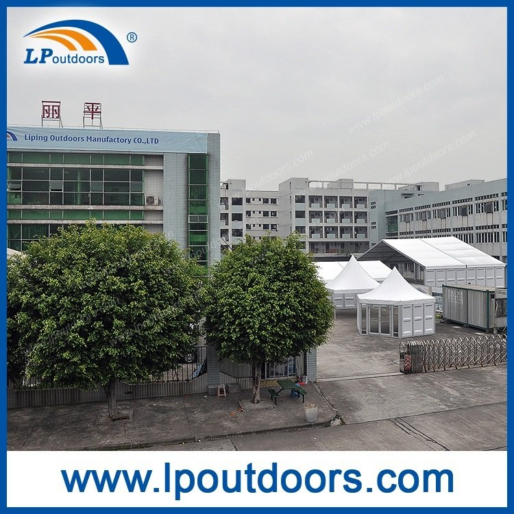500 Seater Clear Roof Outdoor Marquee Tent for Wedding