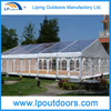 15m Luxury Transparent Clear PVC Party Tent