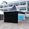 Aluminum Frame Black Marquee Gazebo For Event