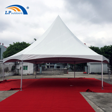 Hexagonal Aluminum Wedding Party Waterproof Pagoda Tent