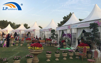 How Can You Choose The Customized Outdoor Aluminum Exhibition Tent