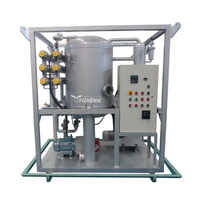 Yuneng ZJB6KY High Efficiency Vacuum Transformer Oil Filtration Plant