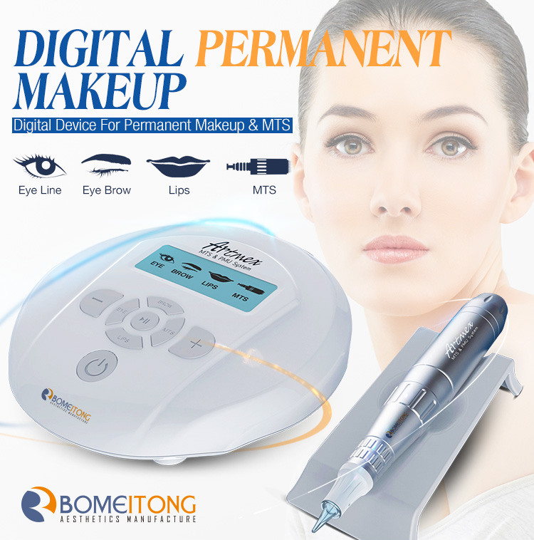 permanent makeup machine kit
