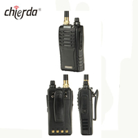 HD-668 Best Price Chierda Handle Walkie Talkie