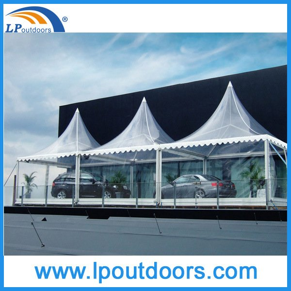Outdoor Events Marquee with Roll Door Wedding Party Pagoda Tent