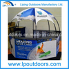 Dia 3m Hexagon Promotion Display Counter