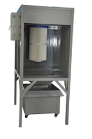Electrostatic Powder Spray Booth COLO-S-0711