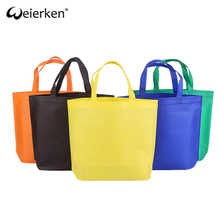 Modern Design Large Capacity Non Woven Shopping Bag