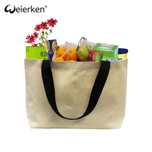 Newest Design Popular Outdoor Cotton Shopping Bag