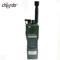 GP-152A Chierda Military Dual band UHF VHF walkie talkie FM two way radio