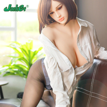 Enya-158cm Big Breast Shemale Sex Doll for Male Or Gay