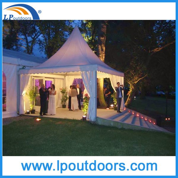 15X30m Party Tent with 5X5m Wedding Marquee for Events