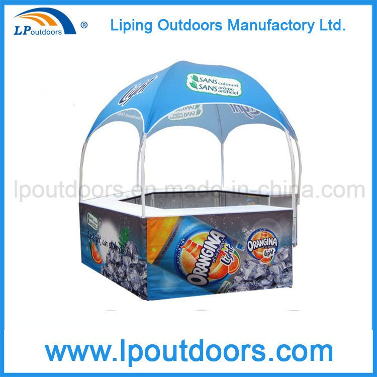 Foldable Trade Show Display Dome Advertising Tent